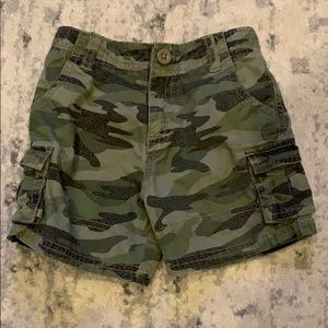 True Craft 18M Camo shorts